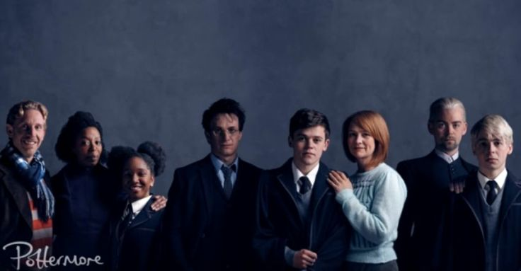 Harry potter and cursed child cast