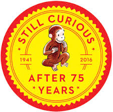 Curious George 75th Anniversary Edition Rey
