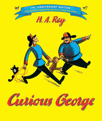 75th Anniversary Edition of Curious George
