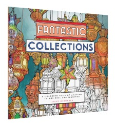Fantastic Collections Adult Colouring Book