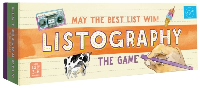 Listography the game