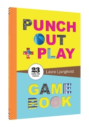 Punch Out and Play Game Book