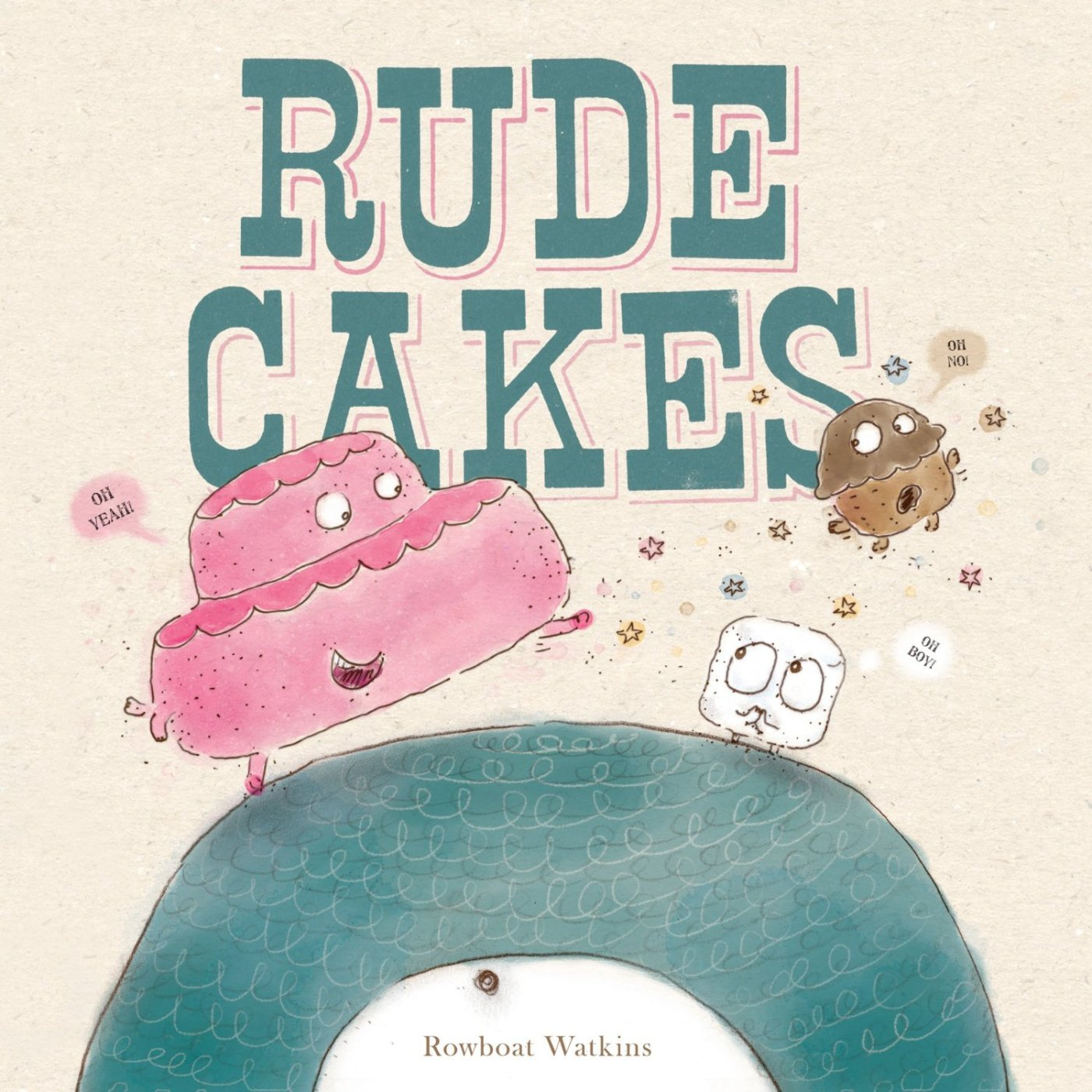 Rude Cakes Rowboat Watkins book review