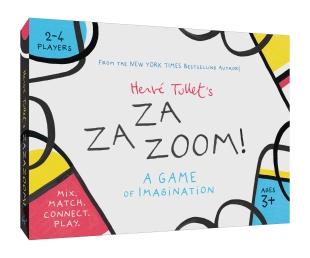 Herve Tullet's Za Za Zoom Game
