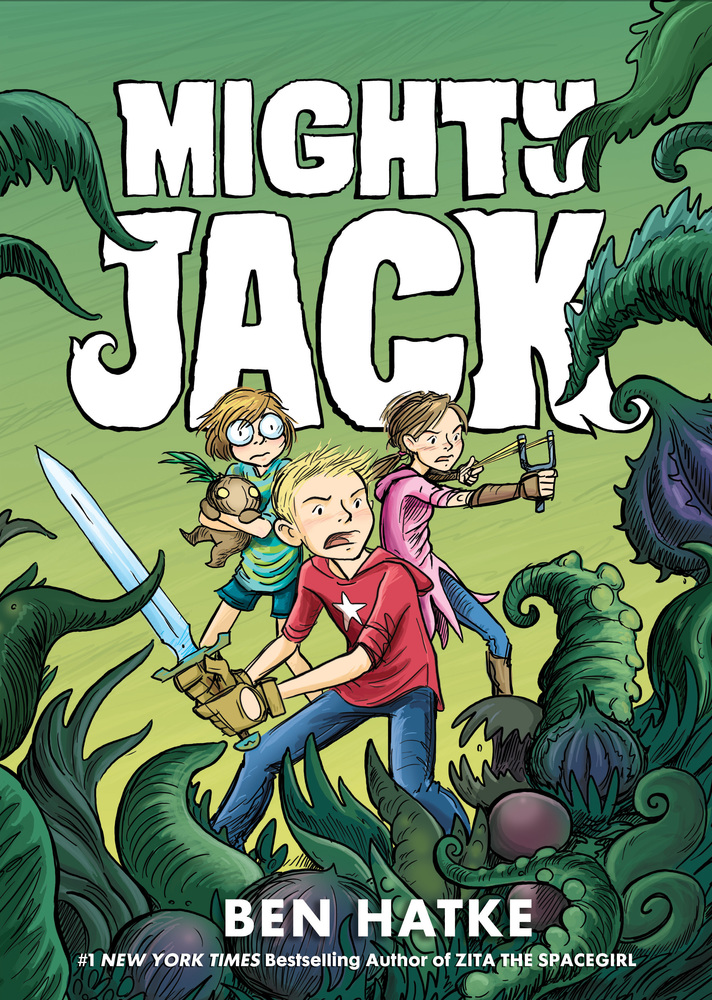 Mighty Jack Ben Hatke